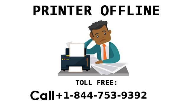 HP DeskJet 2130 printer offline