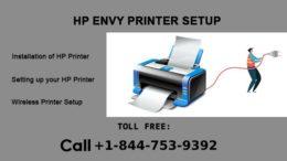 HP ENVY 7640 Printer Setup