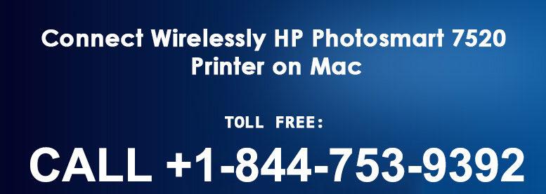 HP Photosmart 7520 printer wireless setup help