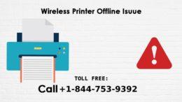 HP Wireless Printer Offline