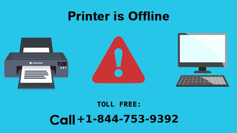 Printer From Offline To Online