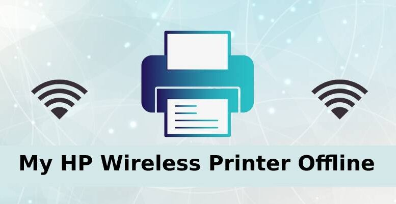My HP Wireless Printer Offline