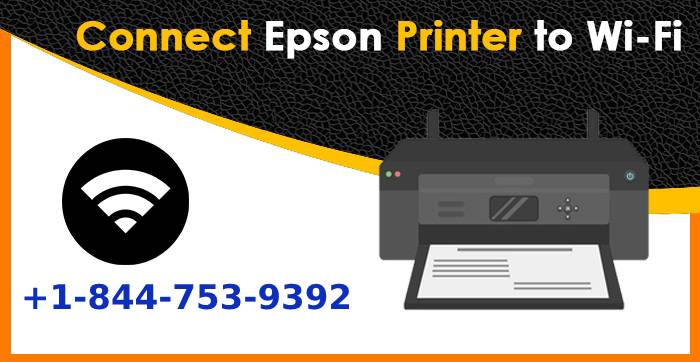 Connect Epson Printer to Wi Fii