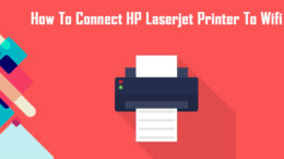 HP Laserjet printer to Wifi