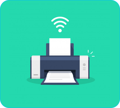 printer Connect to WiFi